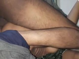 Desi wife fucking hard by bic black dick at home