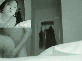 Asian escort hidden camera