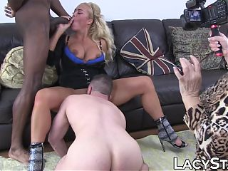 Big titted mature hotties from the UK pounded by huge dicks