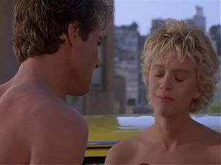 Dennis Quaid Naked in The Movie Innerspace