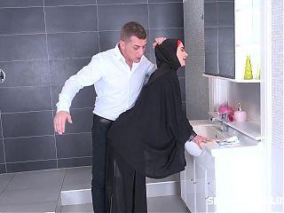 Hijab Muslim Scenario #62
