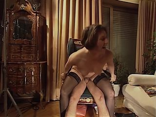 Two scenes with German milf Dagmar, upscaled to 4K
