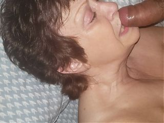 Granny loves sucking 3