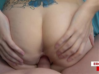 Nymph Claudia banged to a creamy finale! Erotik.com