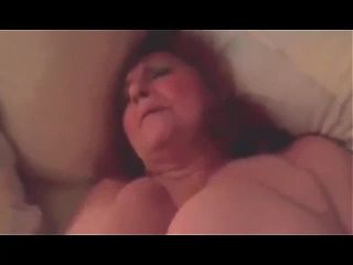 Huge Tit Granny Fucks Hubby