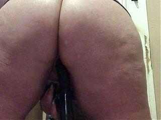 Fat ass, deep hole