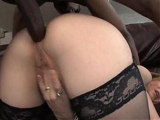 Hot Mature BITCH! GET ANAL FUCK FROM BIG BLACK COCK -BlackedPL